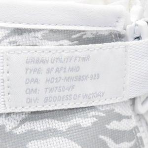3372484dcabca Nike Shoes - Nike SF Air Force 1 Mid Winter Camo PRM 7.5